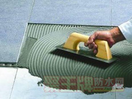 『瓷砖铺贴』瓷砖粘结剂怎么施工才算好的工艺?