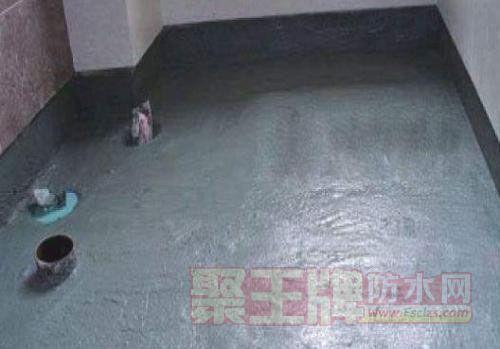 『家装防水』家装防水施工及防水材料选购需注意的地方