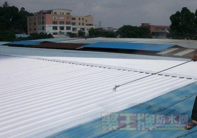防水隔热涂料:北方建筑防水与保暖设施怎么做