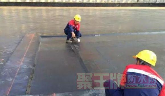 【防水施工技术】P防水卷材铺贴方法介绍