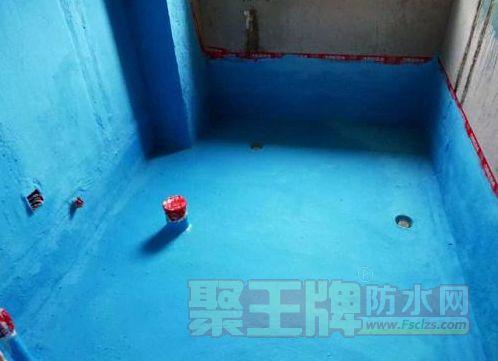 防水涂料施工的这几个问题要格外注意!