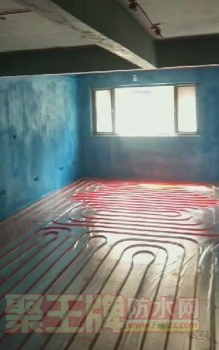 贝壳佳施工案列:青岛小镇地下室整体背水面防水定期巡检.png