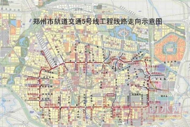 郑州地铁5号线