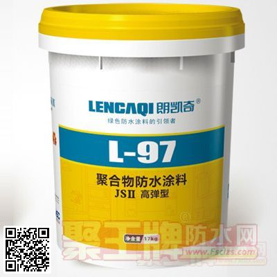 朗凯奇L-97 聚合物防水涂料(JSⅡ 高弹型)