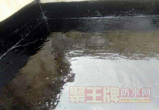 聚氨酯防水涂料(双组份)施工工艺