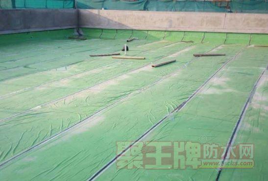 耐根穿刺防水卷材施工常用的拼接方法介绍