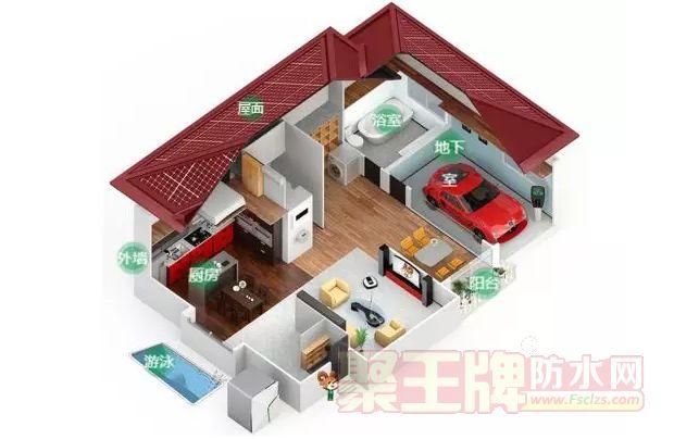 家装如何选择防水材料 家装防水材料效果最好的是哪三种?