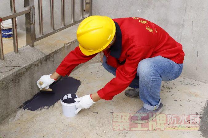 防水涂料涂刷方法 家装防水涂料有哪些错误涂刷方法?