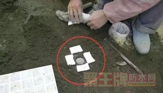 老师傅教你铺地砖时这样处理二次排水孔,看了你才知道什么叫专业