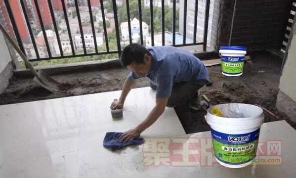 瓷砖粘结剂使用的误区 为什么用了瓷砖粘结剂还会有瓷砖脱落现象?