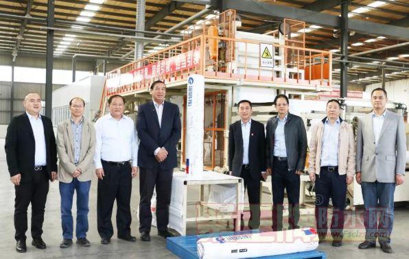 赛特防水新产品预铺反粘高分子防水卷材科技成果评价会在蓉召开