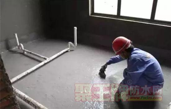 家装防水之施工流程 卫生间防水涂料品牌如何选择