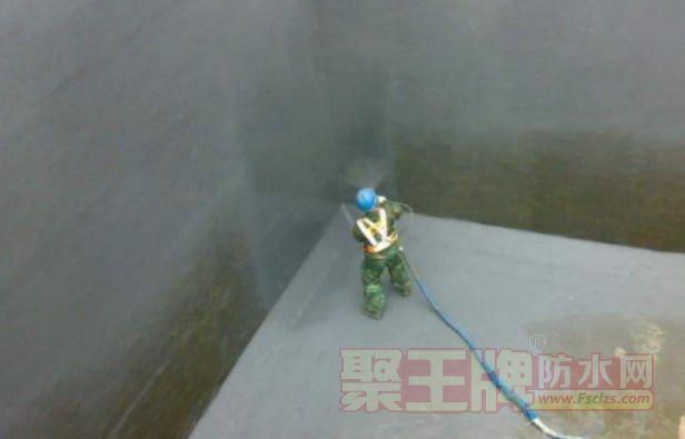 华珀聚脲弹性防水涂料:高效率环保节能,绿色环保