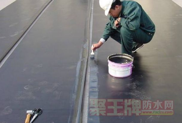 屋面SBS改性沥青防水卷材施工