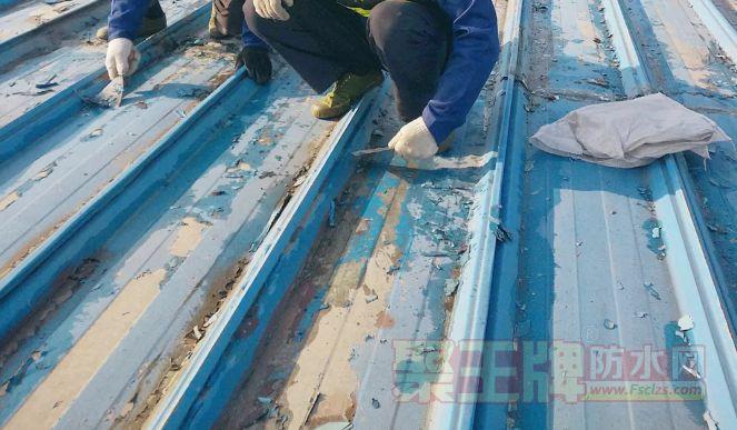 金属屋面防水新品丨屋顶渗漏?!有厂有房的人都需要它!