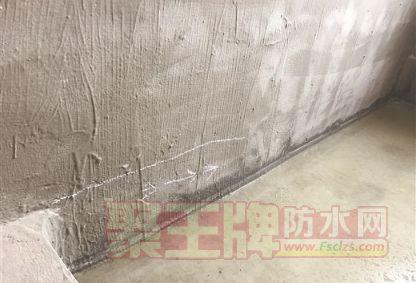防水涂料涂刷:JS防水实际应用过程中空鼓、裂缝怎么办?