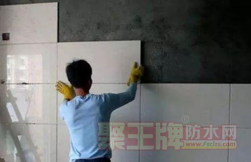 """背胶和瓷砖胶有什么区别 """"瓷砖胶""""与""""瓷砖背胶""""两者名字相似但有很大不同"""