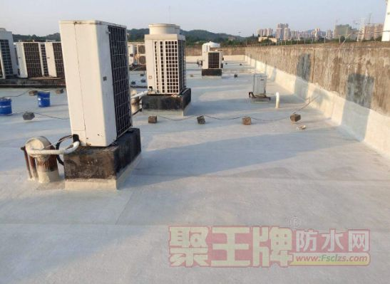 TPO防水卷材施工工艺