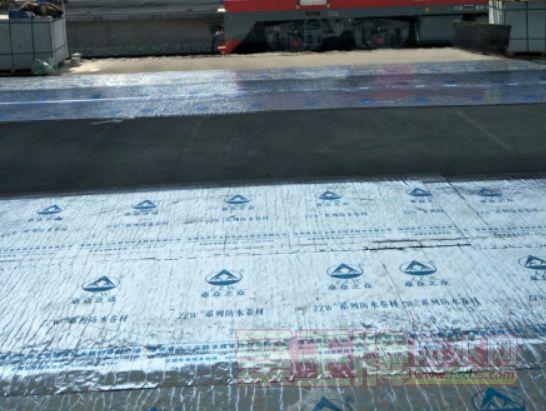 卓众之众防水材料应用于云轨、地铁、高铁等大型基建项目