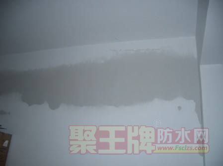 久管防水:外墙渗水怎么处理?