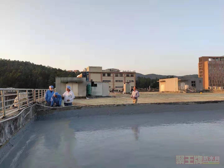 华珀聚脲:聚脲防水施工前期准备工作