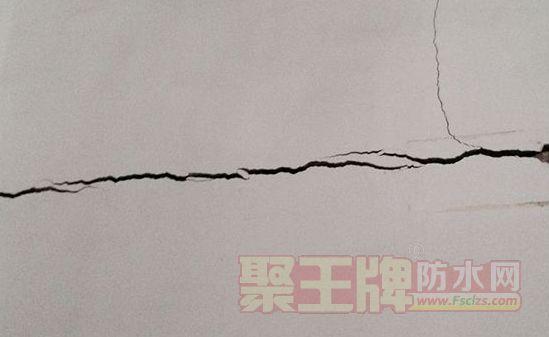外墙裂缝渗水怎么处理?外墙开裂的原因?