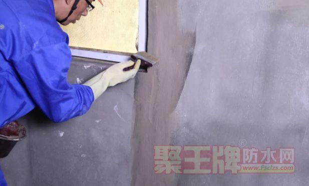 涂膜防水之细部节点处理/如何做好管根部位的防水