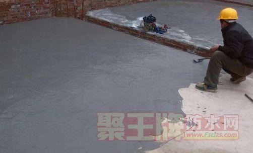 聚合物水泥防水涂料又称JS防水涂料 聚合物水泥防水涂料施工要点及注意事项!