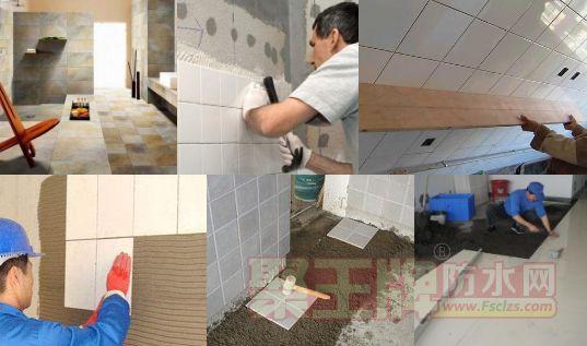 动图解析正确贴砖,施工操作方法很重要!