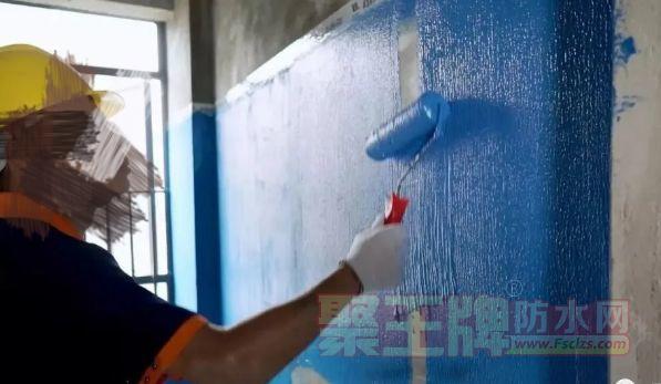 刷防水涂料有哪些常用的涂刷工具?
