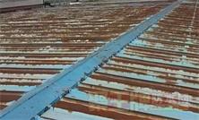 彩钢瓦屋顶腐蚀了怎么办?耐博仕克锈灵(固锈灵)帮你绝决所有问题
