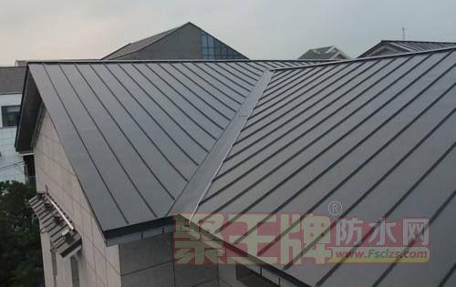 金属屋面防水都有哪些细节问题需要注意呢?