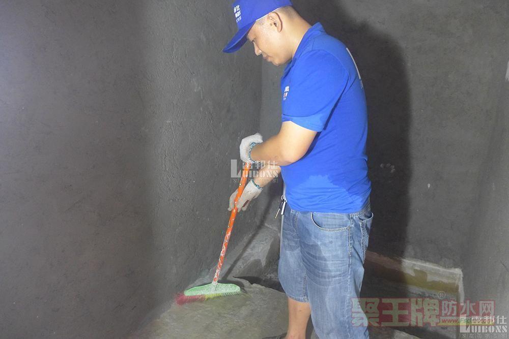 防水施工前基面处理的重要性