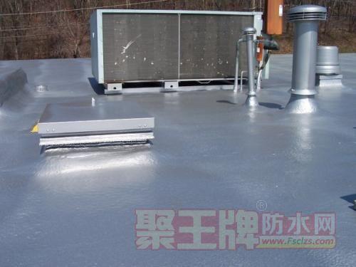 华珀金属屋面防水厂家:聚脲对金属屋面防水的好处