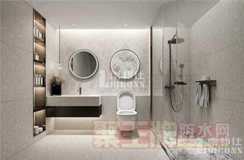广州雷邦仕卫生间防水涂料厂家:卫生间忘记做防水怎么办?