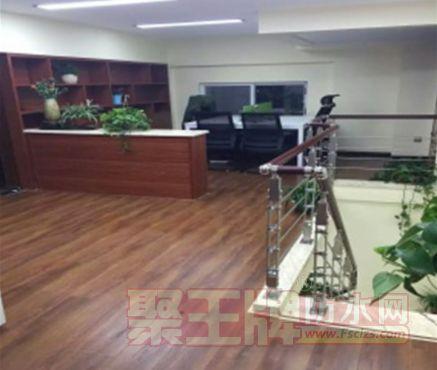 湖北碱克新材料办公环境  JEARK碱克在中国的运营中心设于湖北武汉