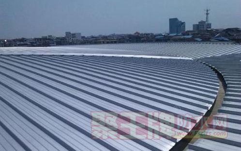 华珀金属屋面防水材料厂家:金属屋面防水用什么?
