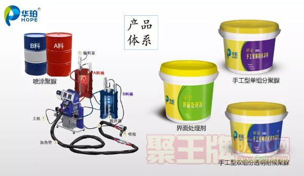 聚脲弹性体防水涂料施工时应注意什么?