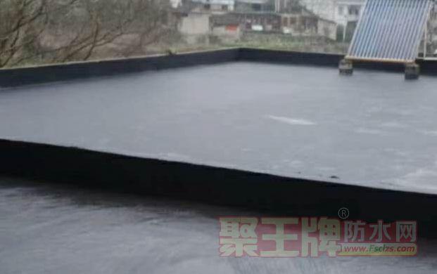 液体卷材:屋顶漏水用屋面液体卷材防水涂料好吗