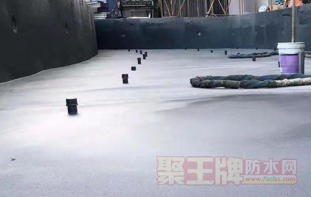 聚脲防水涂料应用领域有哪些?