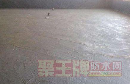 渗透结晶型防水涂料的应用 作用机理 防水原理