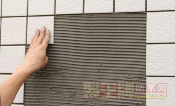 瓷砖胶使用过程中的常见问题