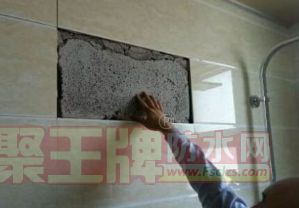 瓷砖不粘水泥的七大原因!