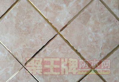 瓷砖美缝剂施工后变色该如何预防?