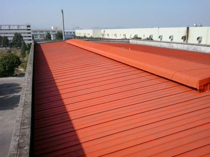工业厂房的金属屋面防水用什么材料好?