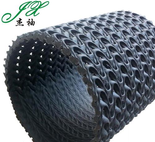 广东肇庆硬式透水管价格�蚋咭�盲沟管用途�蚴褂梅段�