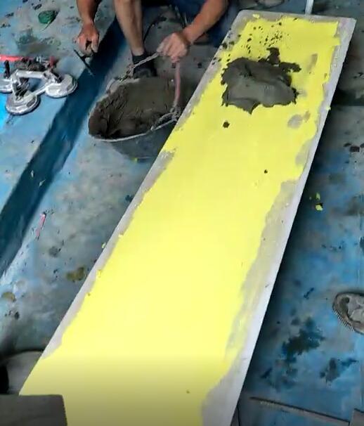 大板铺贴流程 大板用什么铺贴