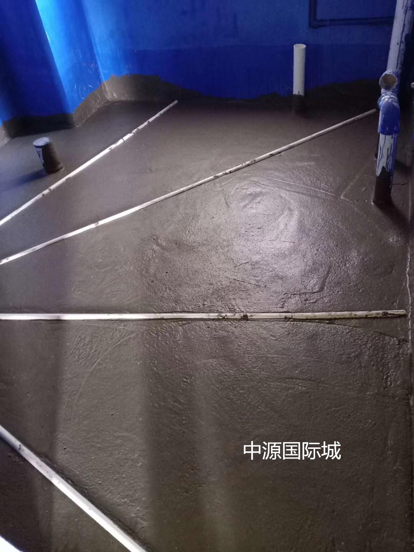 轻质阻水卫生间回填材料大家都选精匠建材质霸回填专家