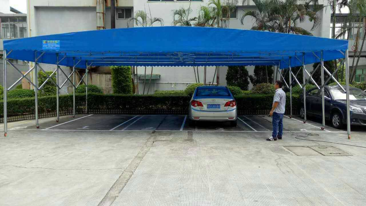 西安中赞专业生产雨棚,雨棚,工地雨蓬,推拉雨蓬,物流蓬