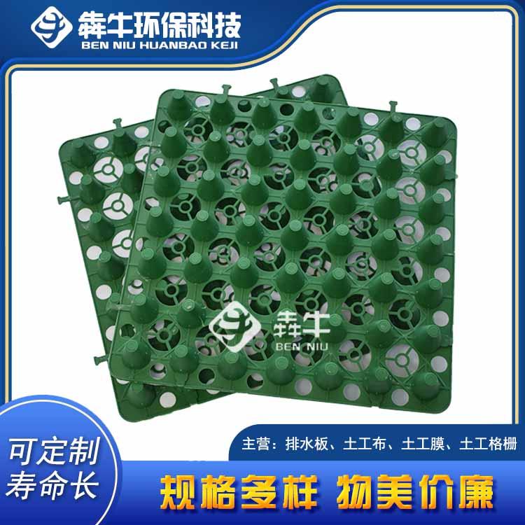 合肥绿化HDPE塑料蓄排水板质量可靠